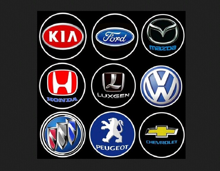 HOT-SALE-New-7W-for-kia-ford-vw-CHEVROLET-lada-opel-Peugeot-Car-Door-Welcome-Light